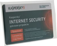 Антивирус Kaspersky Internet Security продление