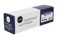 Тонер-картридж NetProduct (N-TN-1075) для Brother HL-1010R/1112R/DCP-1510R/MFC-1810R, 1K