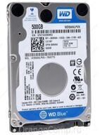 Жесткий диск Western Digital Blue 500 Gb 2.5""