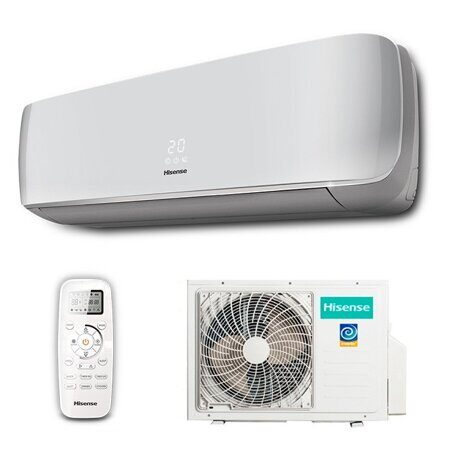 Hisense PREMIUM DESIGN SUPER DC INVERTER AS-10UR4SVETG67 /AS-10UR4SVETG6W