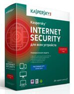 Антивирус Kaspersky Internet Security Multi-Device KL1941RBBFS 2-устройства 1 год