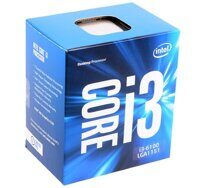 Процессор CPU Intel Core i3-6100 Skylake BOX {3.70 Ггц, 3МБ, Socket 1151}