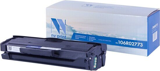 Картридж NV-Print совместимый NV-106R02773 для Xerox Phaser 3020 | WorkCentre 3025