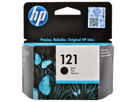 Картридж HP №121 (CC640HE), Black