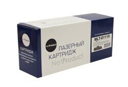 Картридж NetProduct N-MLT-D111S, Black