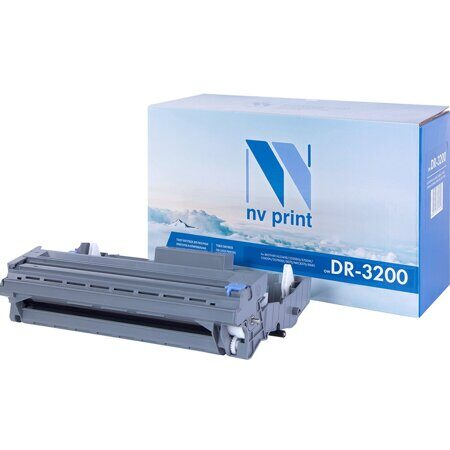 Драм-юнит NVPrint DR-3200 для Brother HL5340D/5350DN/570DW/5380DN/DCP8085/8070/MFC8370/8880, 25K, шт