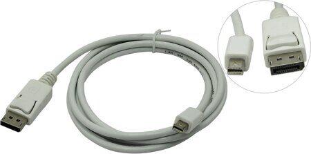 Кабель VCOM CG681-1.8M Mini DisplayPort M-> Display Port M