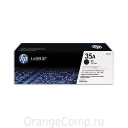 Картридж HP CB435A, Black