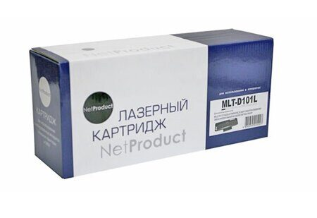 Картридж NetProduct N-MLT-D101S, Black
